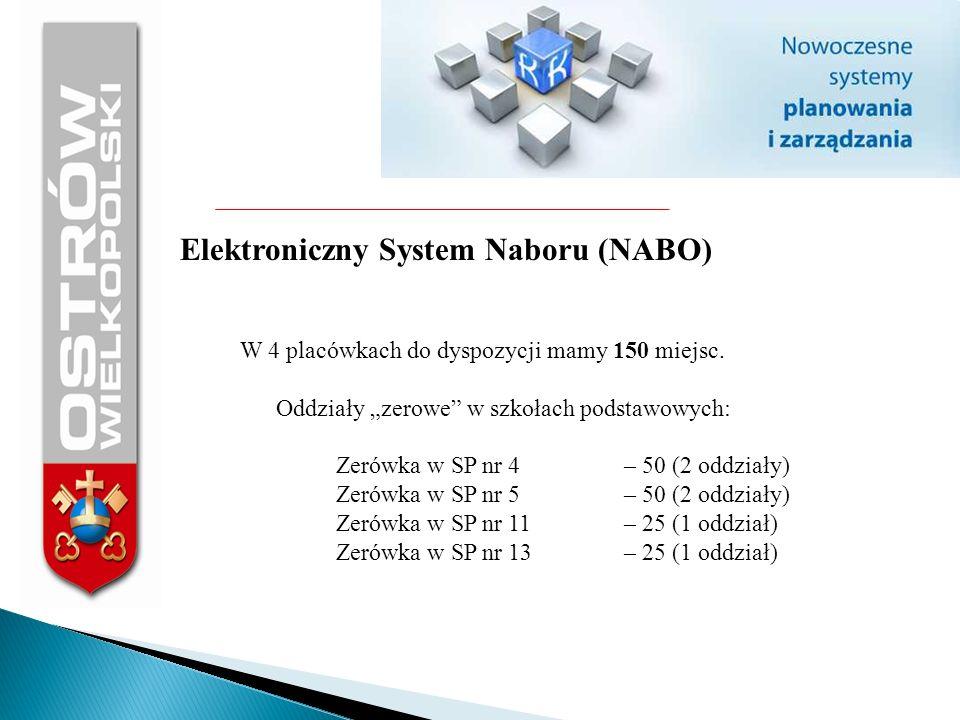 Elektroniczny System Naboru (NABO)