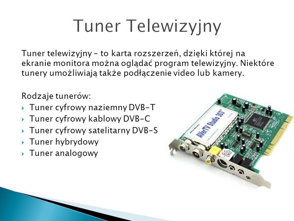 Tuner Telewizyjny