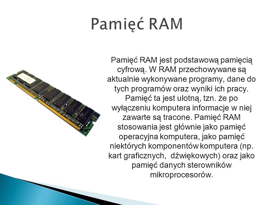 Pamięć RAM