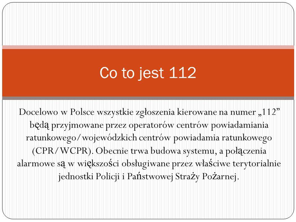 Co to jest 112