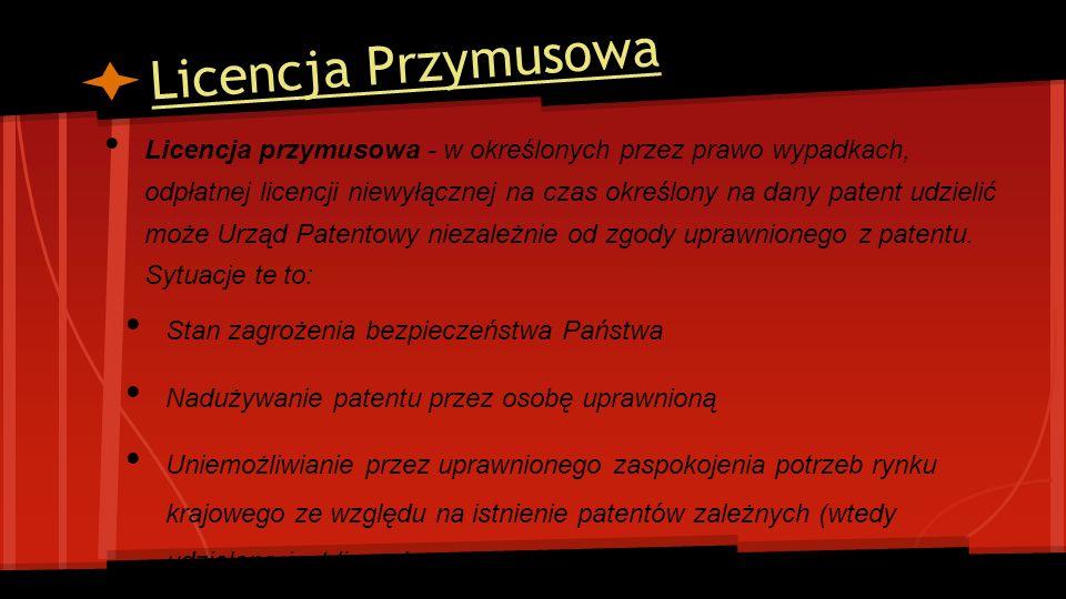 Licencja Przymusowa