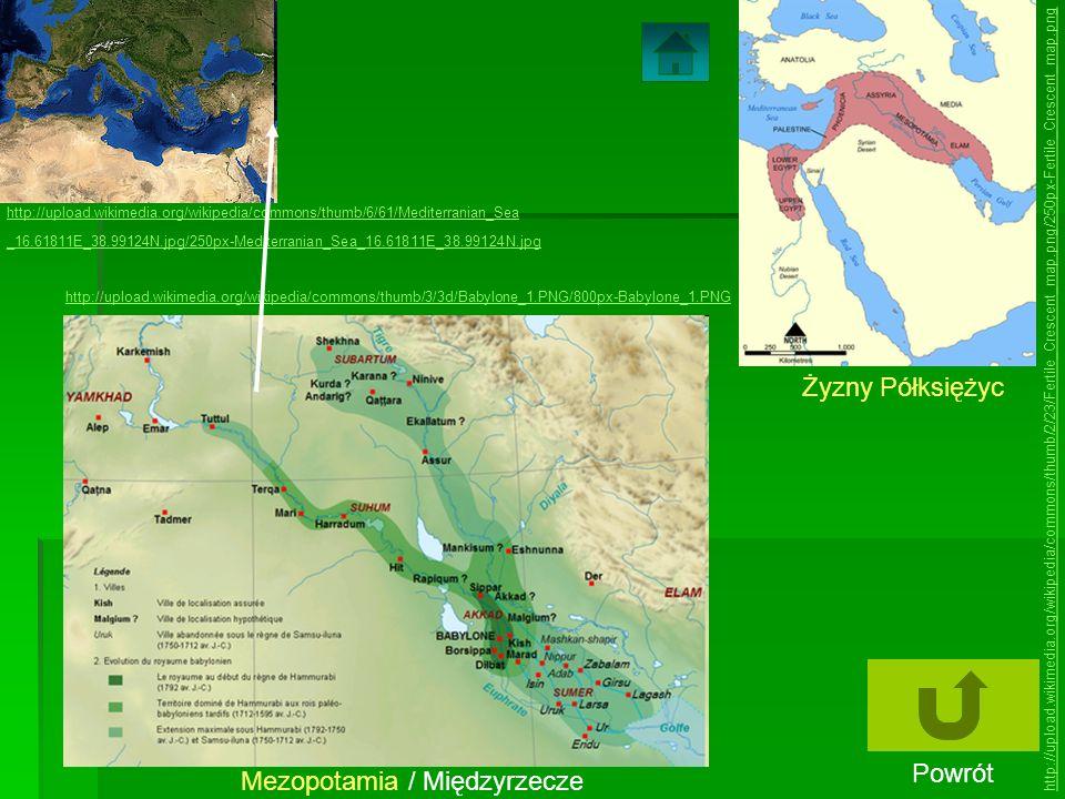 Mezopotamia / Międzyrzecze