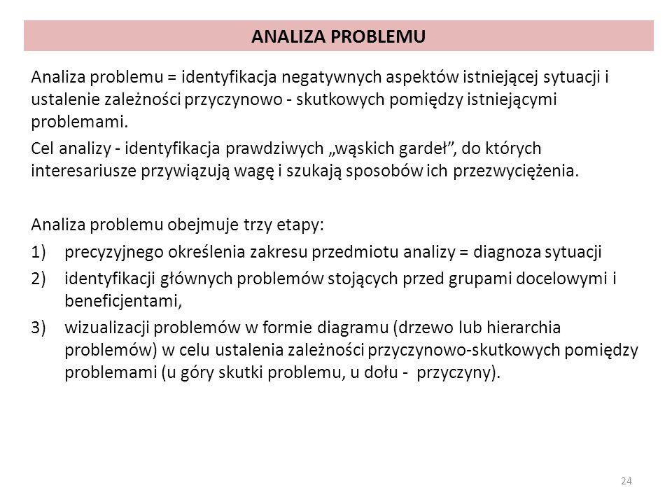 ANALIZA PROBLEMU