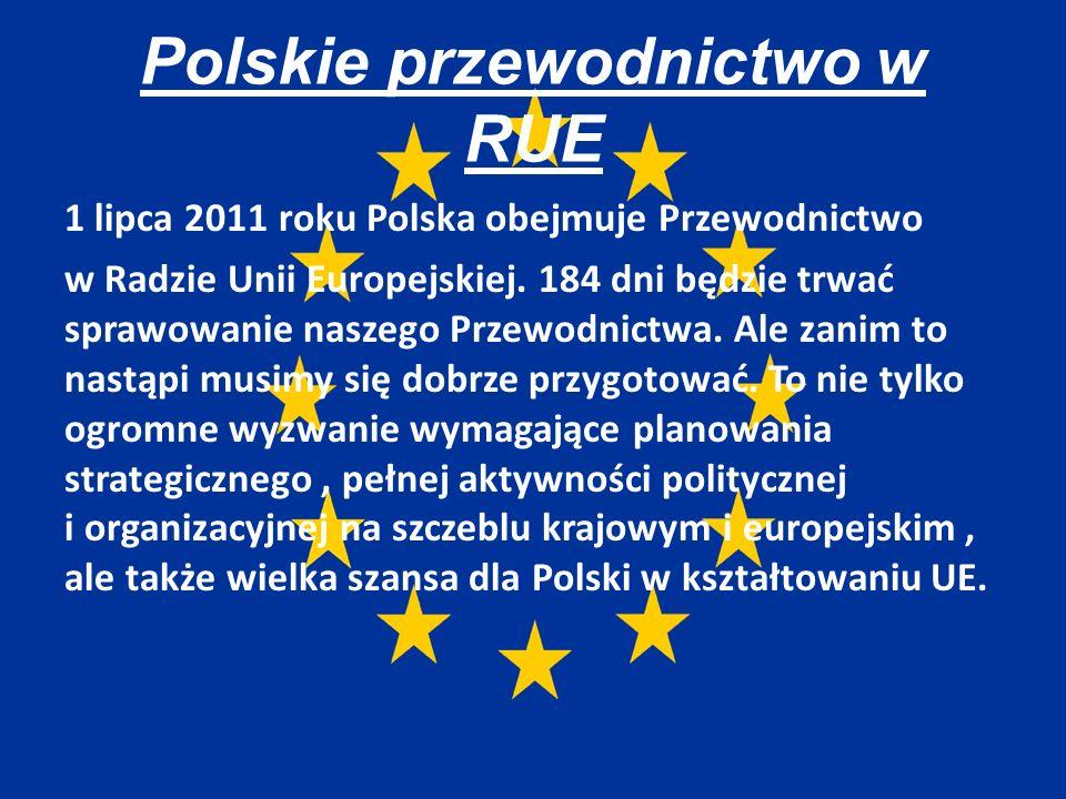 Polskie przewodnictwo w RUE