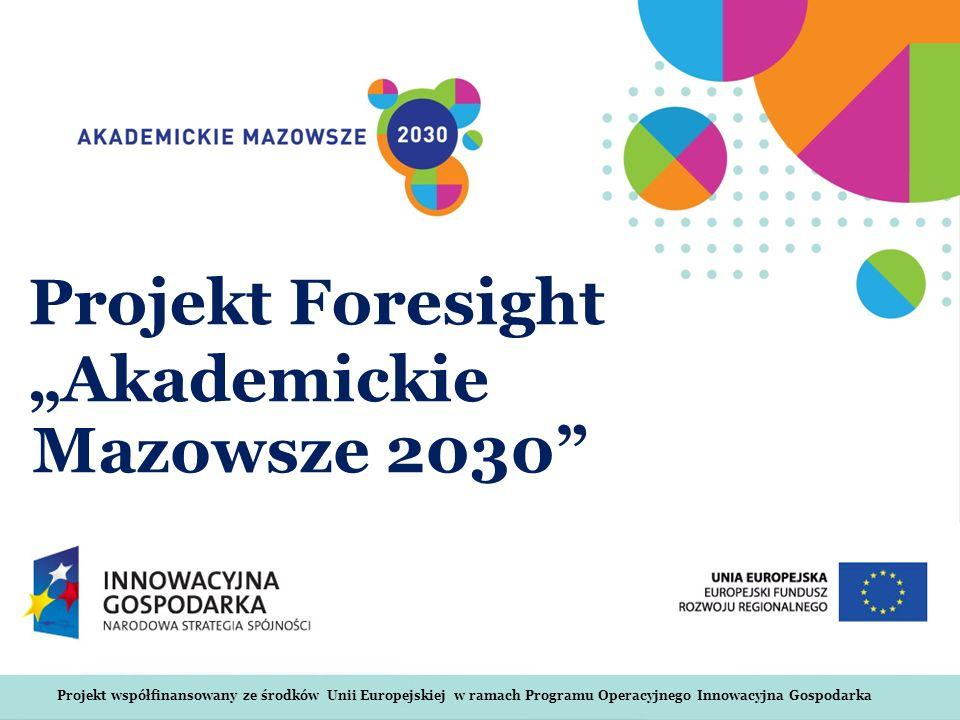 "Projekt Foresight ""Akademickie"