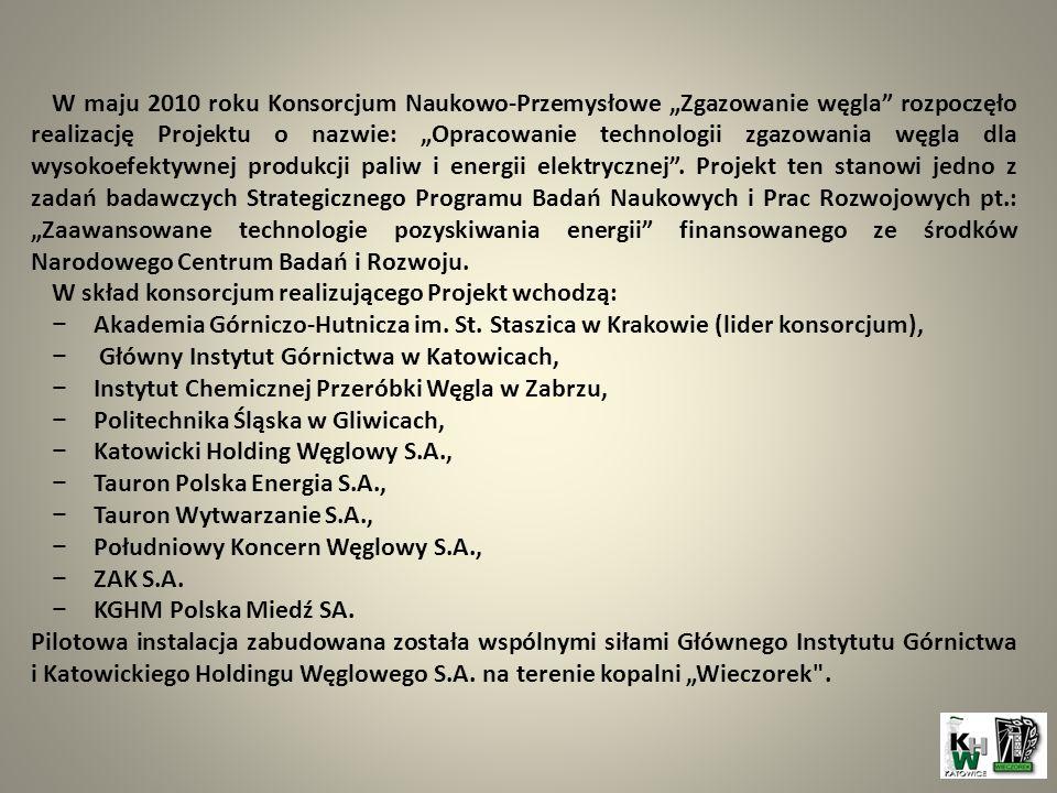 W skład konsorcjum realizującego Projekt wchodzą: