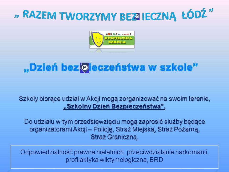 """"""" RAZEM TWORZYMY BEZ IECZNĄ ŁÓDŹ"""