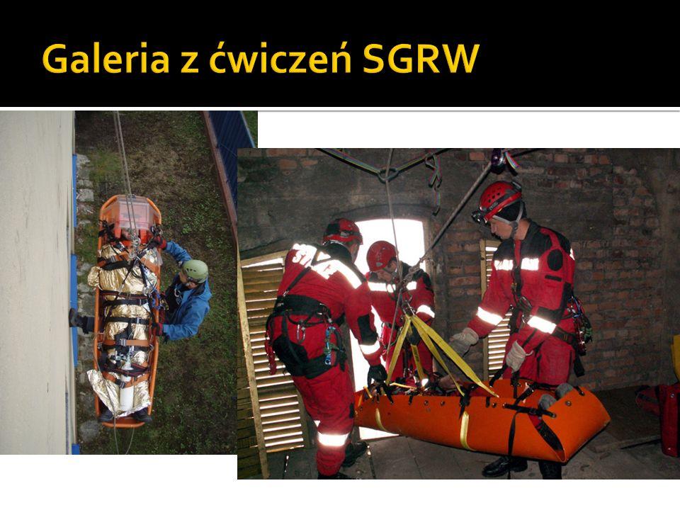 Galeria z ćwiczeń SGRW