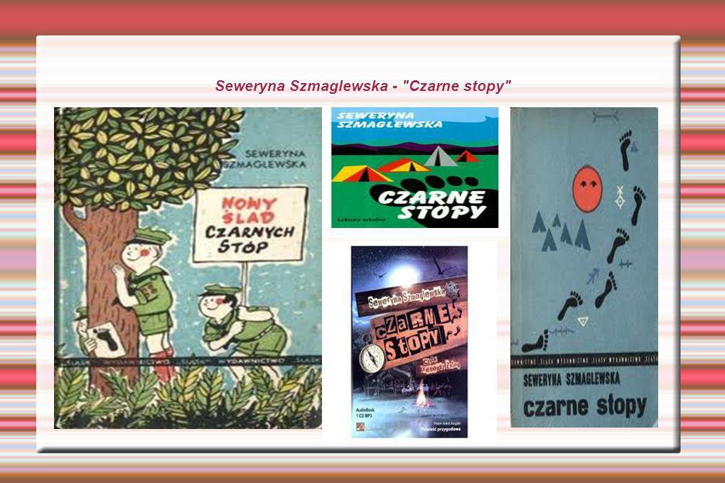 Seweryna Szmaglewska - Czarne stopy