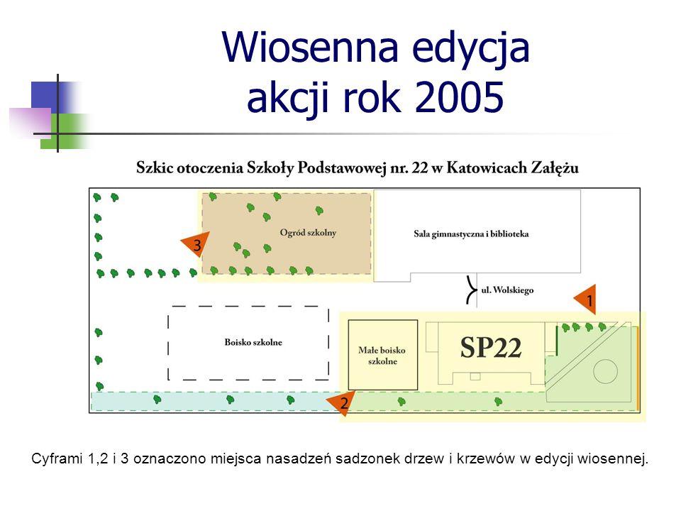Wiosenna edycja akcji rok 2005