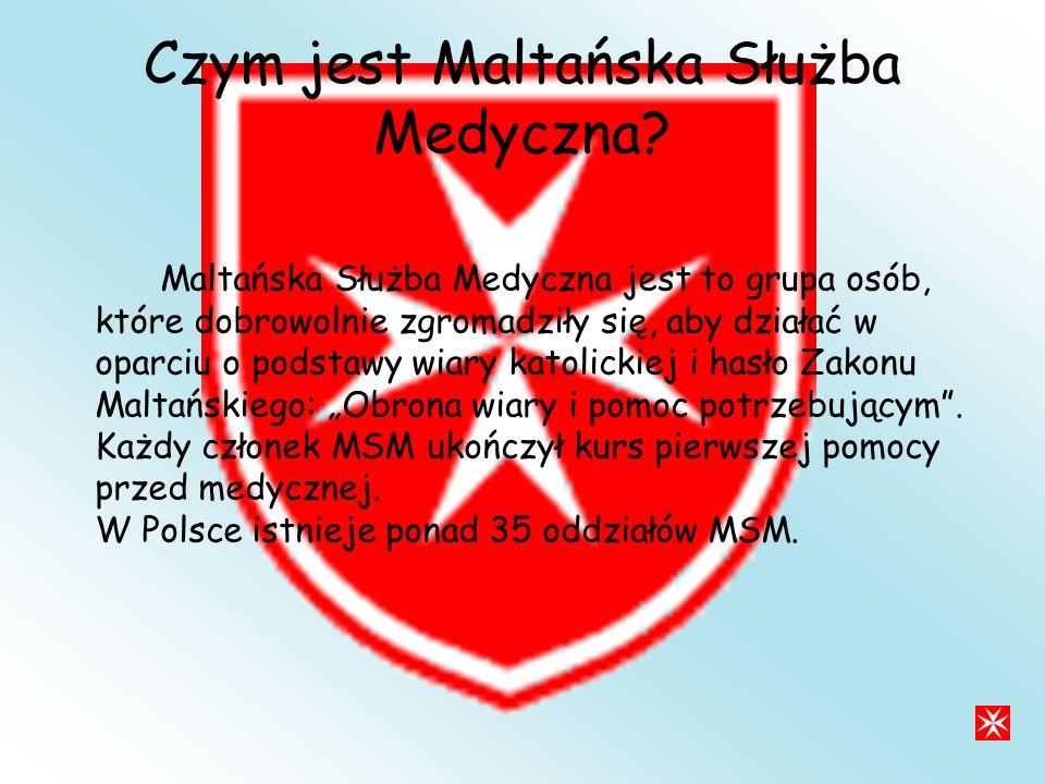 Czym jest Maltańska Służba Medyczna