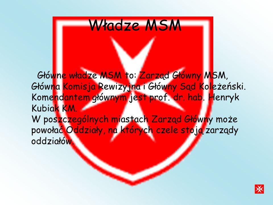 Władze MSM