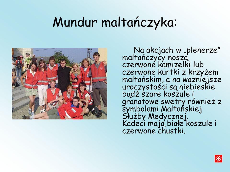 Mundur maltańczyka: