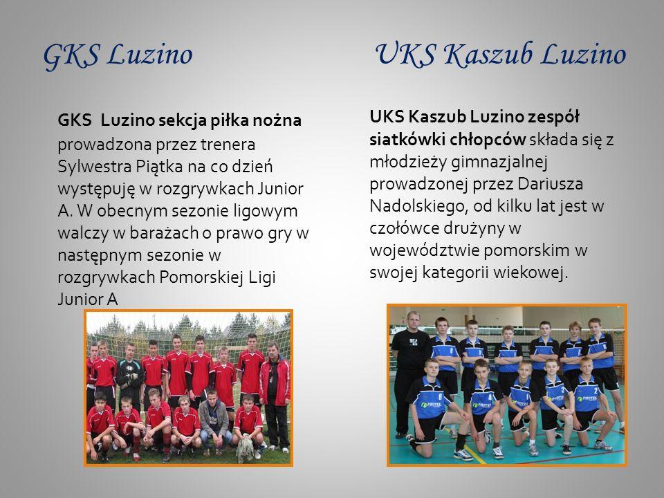 GKS Luzino UKS Kaszub Luzino