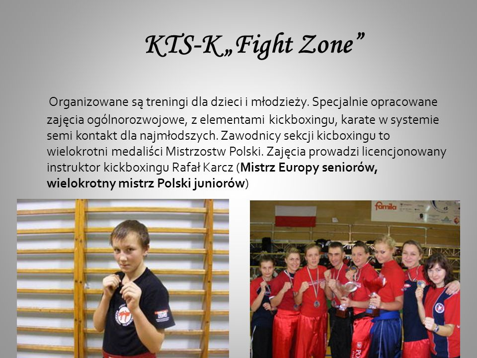 "KTS-K ""Fight Zone"