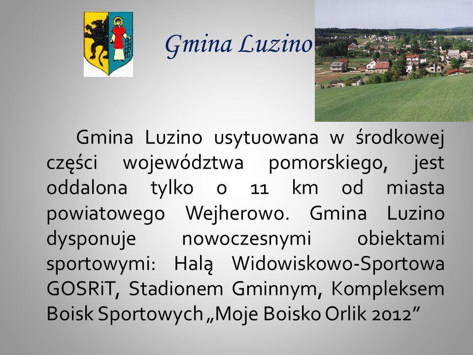 Gmina Luzino