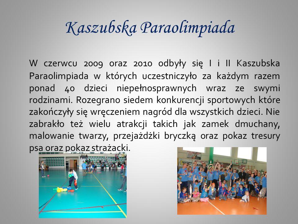 Kaszubska Paraolimpiada