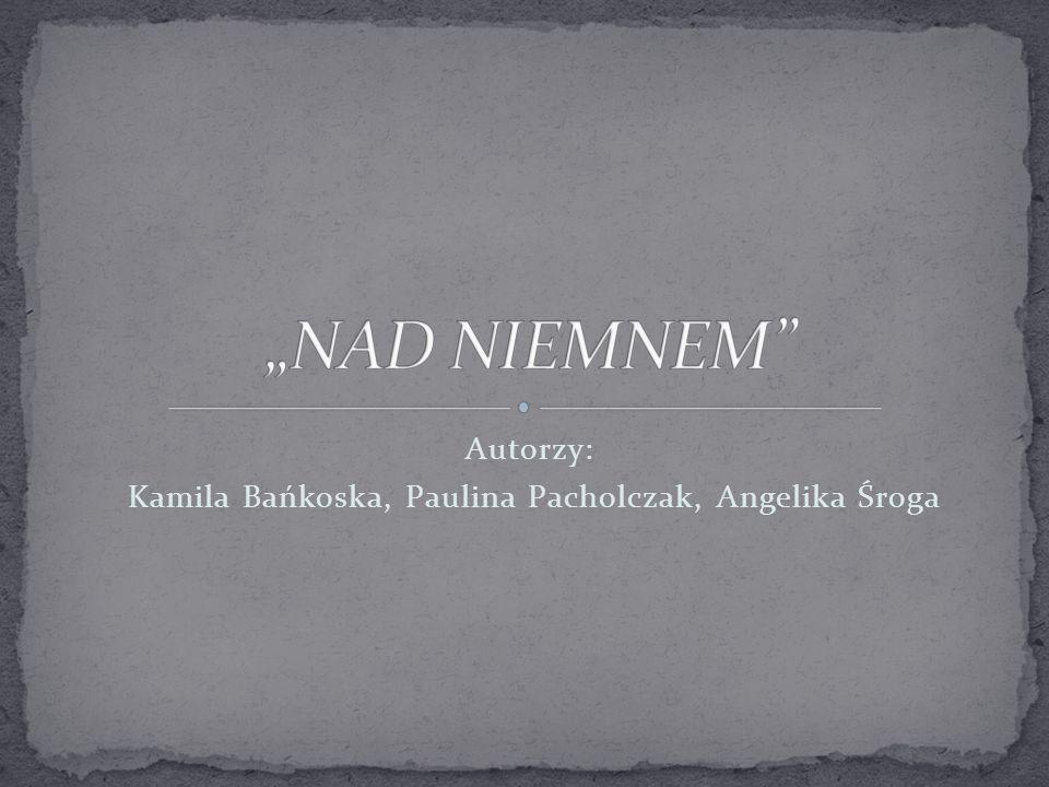 Autorzy: Kamila Bańkoska, Paulina Pacholczak, Angelika Śroga