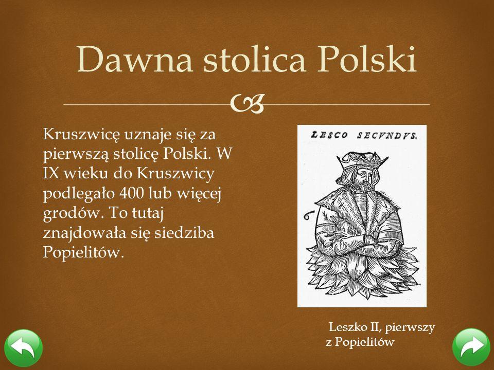 Dawna stolica Polski