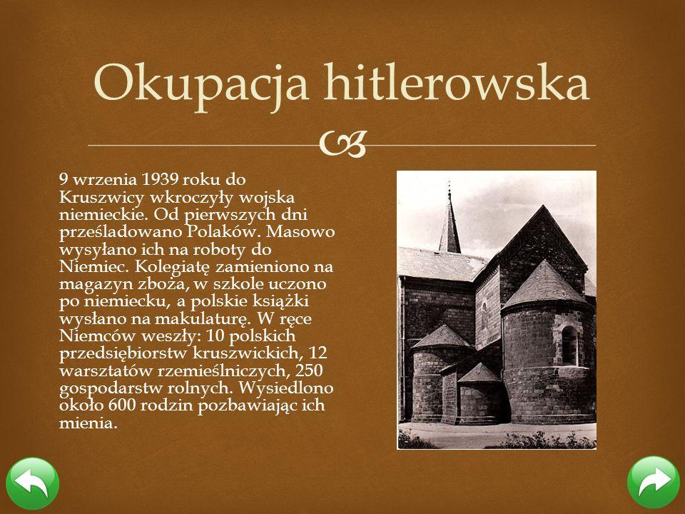 Okupacja hitlerowska