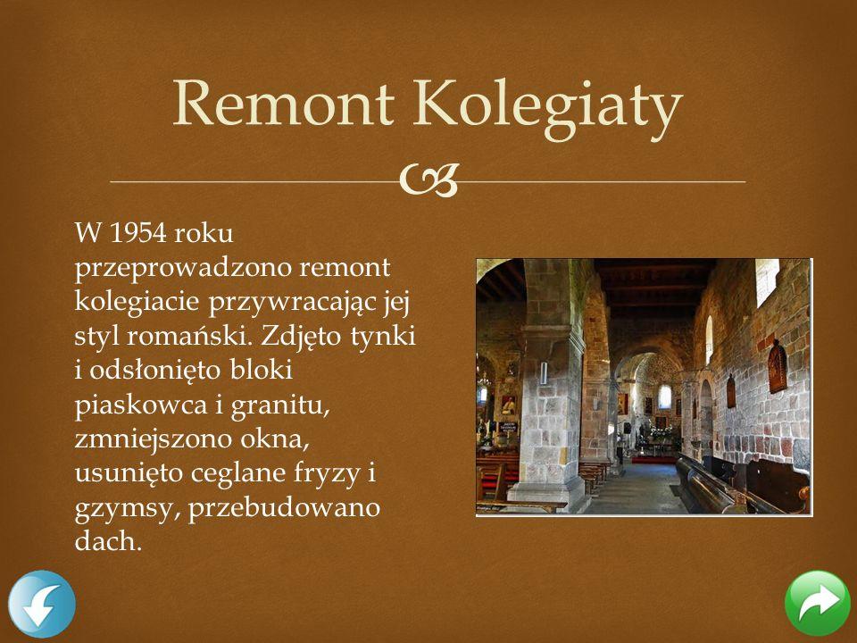 Remont Kolegiaty