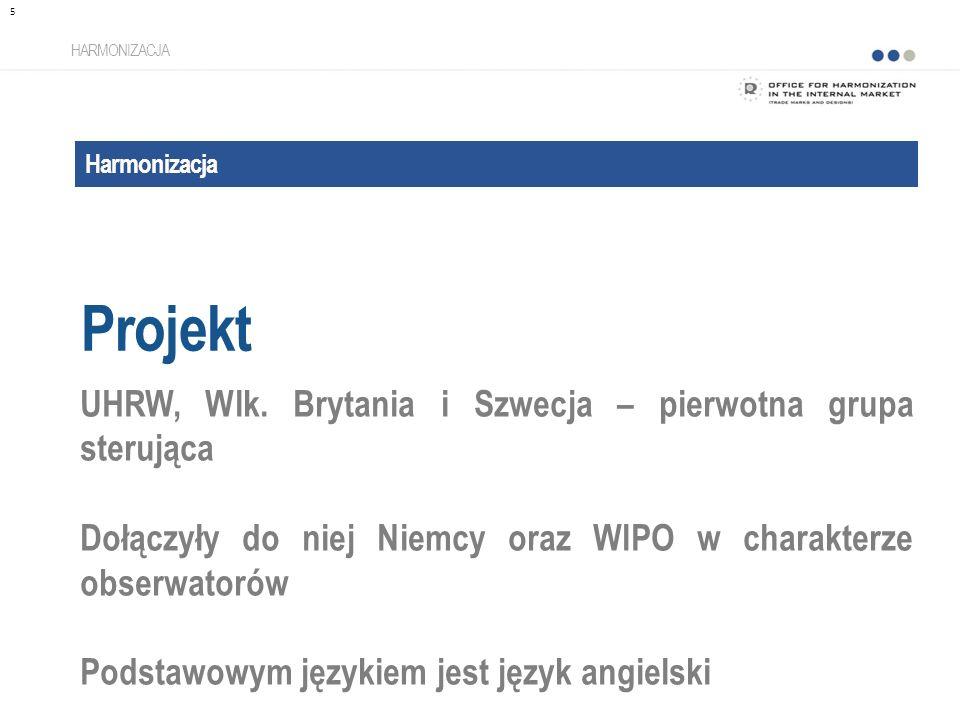 Projekt UHRW, Wlk. Brytania i Szwecja – pierwotna grupa sterująca
