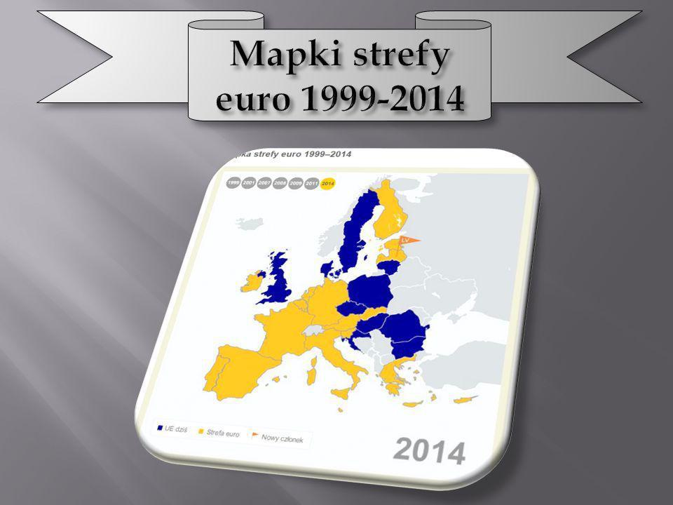 Mapki strefy euro 1999-2014