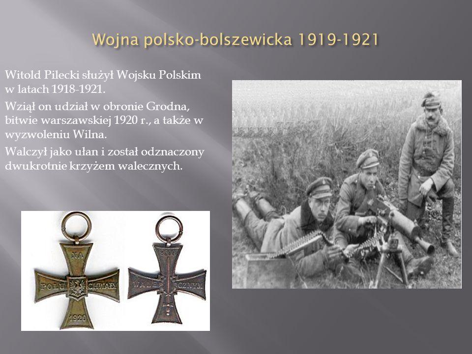 Wojna polsko-bolszewicka 1919-1921