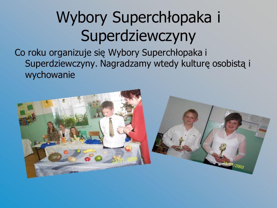 Wybory Superchłopaka i Superdziewczyny