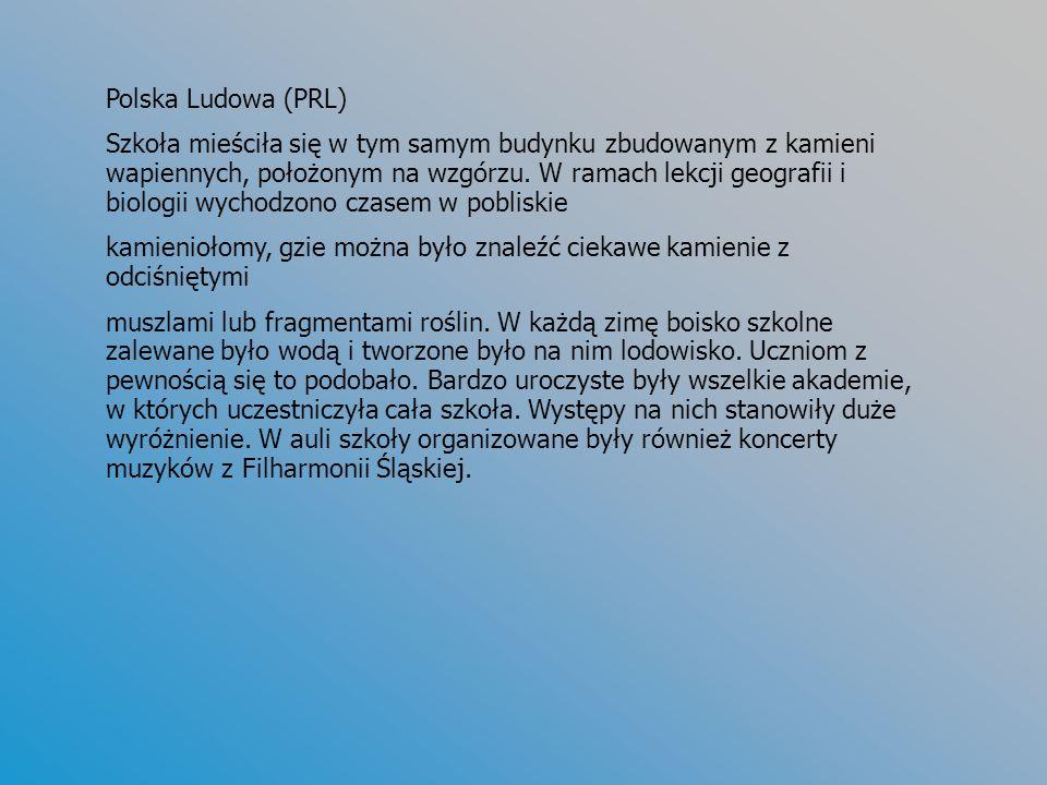 Polska Ludowa (PRL)