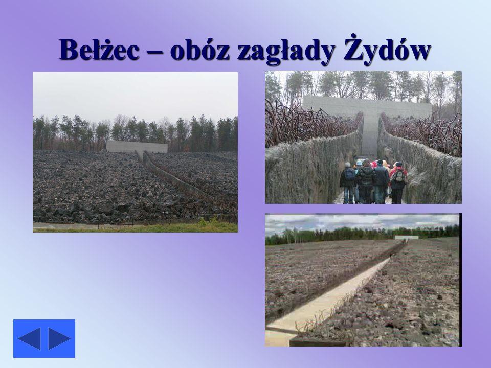 Bełżec – obóz zagłady Żydów