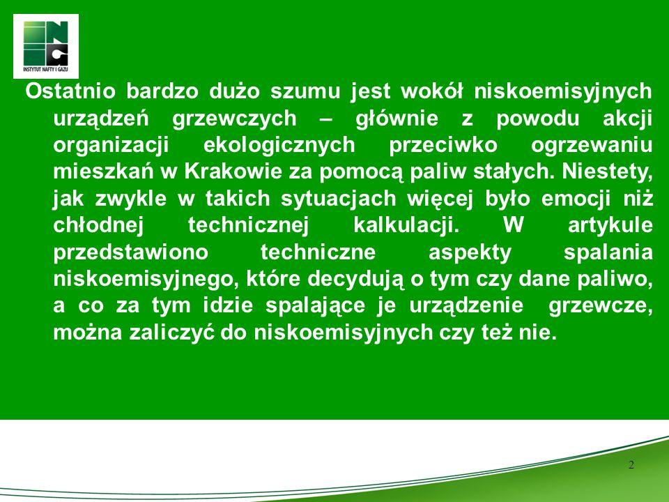 Ostatnio bardzo dużo szumu jest wokół niskoemisyjnych urządzeń grzewczych – głównie z powodu akcji organizacji ekologicznych przeciwko ogrzewaniu mieszkań w Krakowie za pomocą paliw stałych.