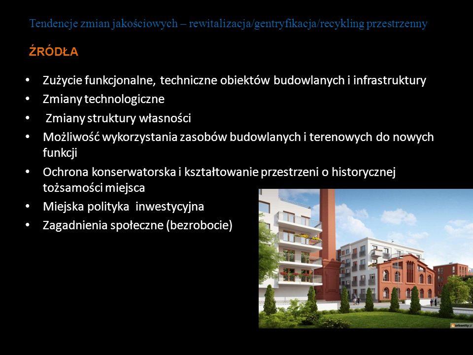 Zużycie funkcjonalne, techniczne obiektów budowlanych i infrastruktury