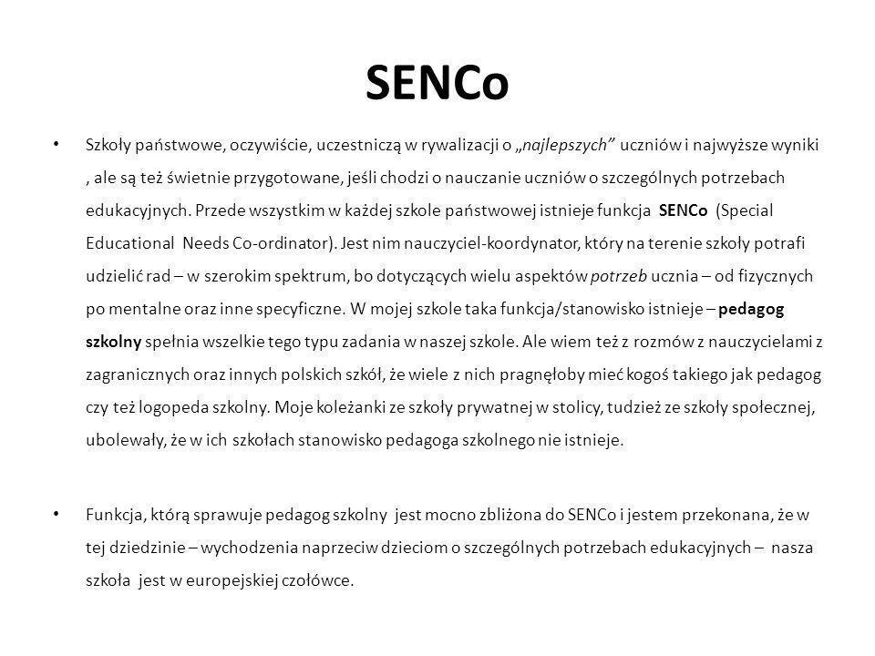 SENCo