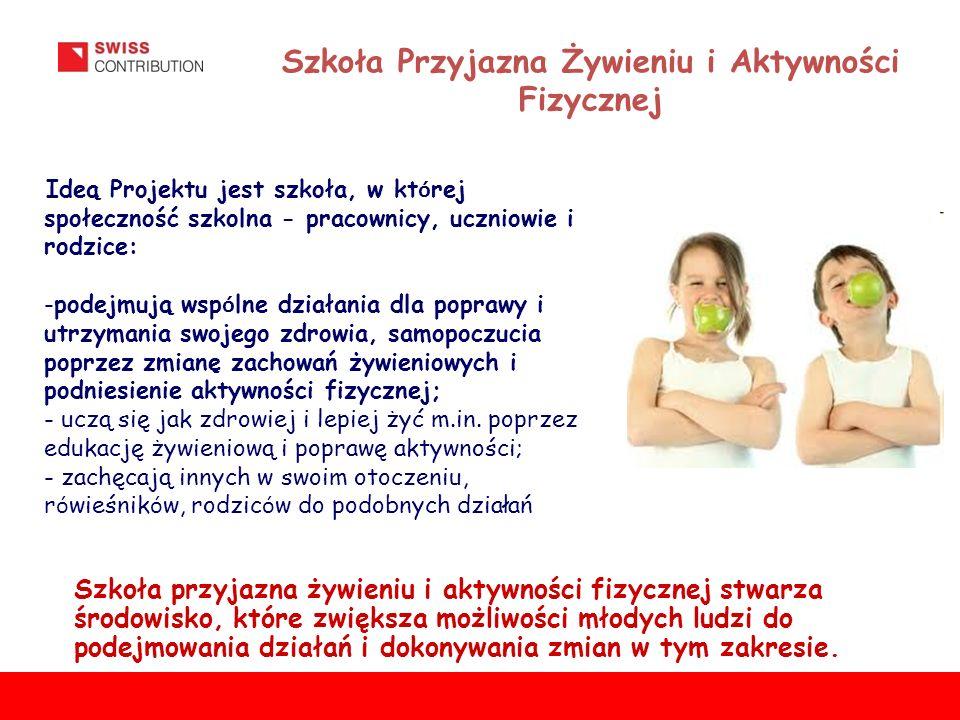 Szkoła Przyjazna Żywieniu i Aktywności Fizycznej