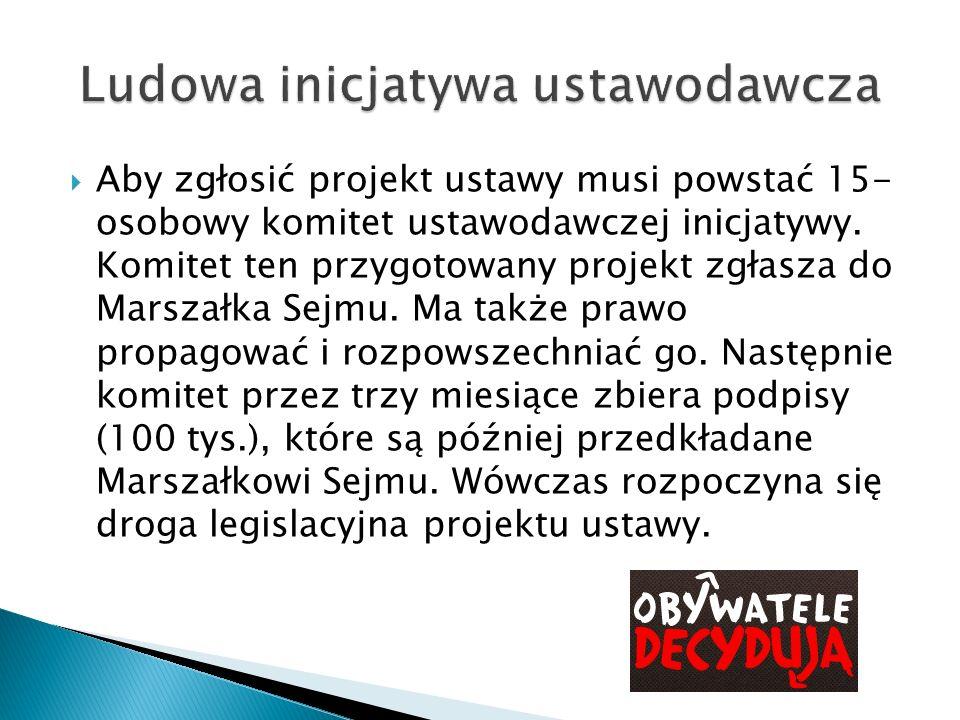 Ludowa inicjatywa ustawodawcza