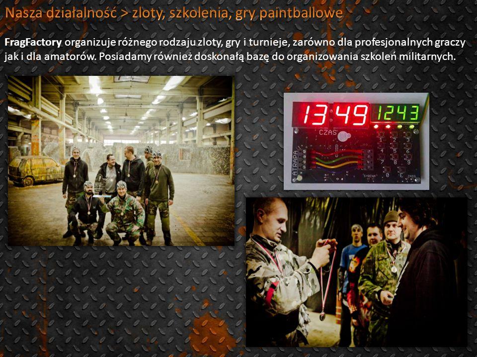 Nasza działalność > zloty, szkolenia, gry paintballowe