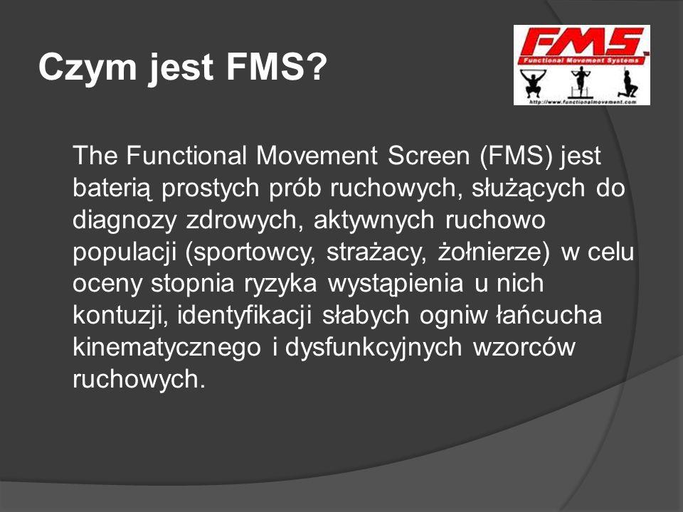 Czym jest FMS
