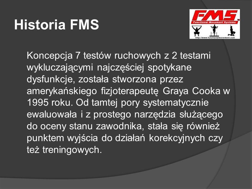 Historia FMS