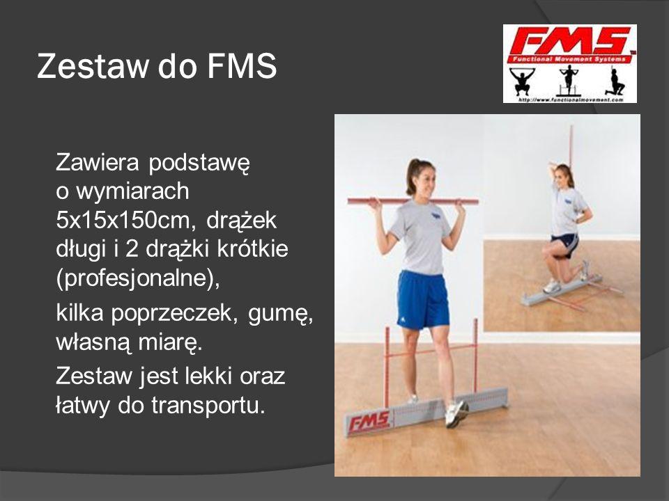 Zestaw do FMS