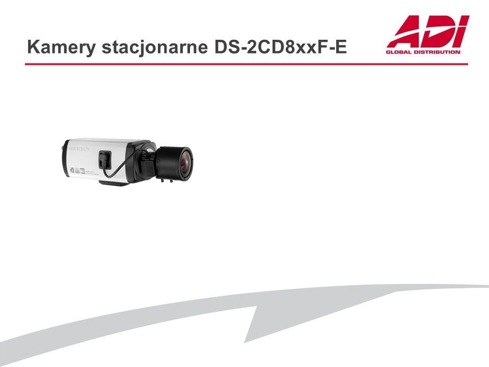 Kamery stacjonarne DS-2CD8xxF-E