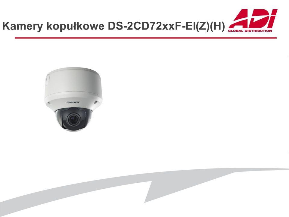 Kamery kopułkowe DS-2CD72xxF-EI(Z)(H)