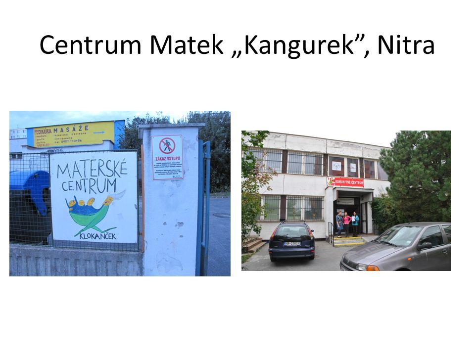 """Centrum Matek """"Kangurek , Nitra"""