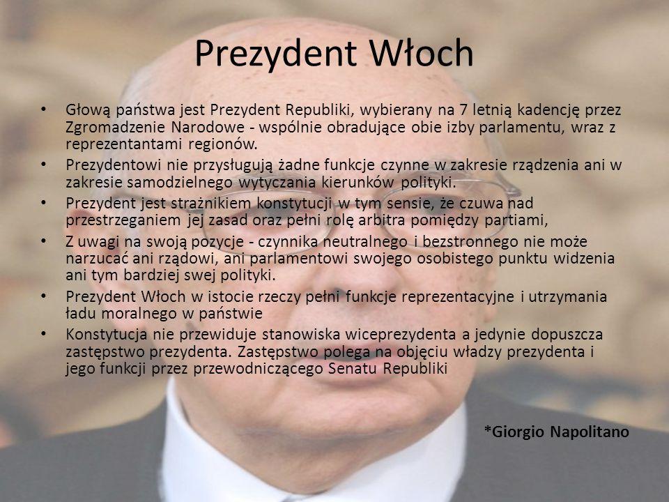 Prezydent Włoch