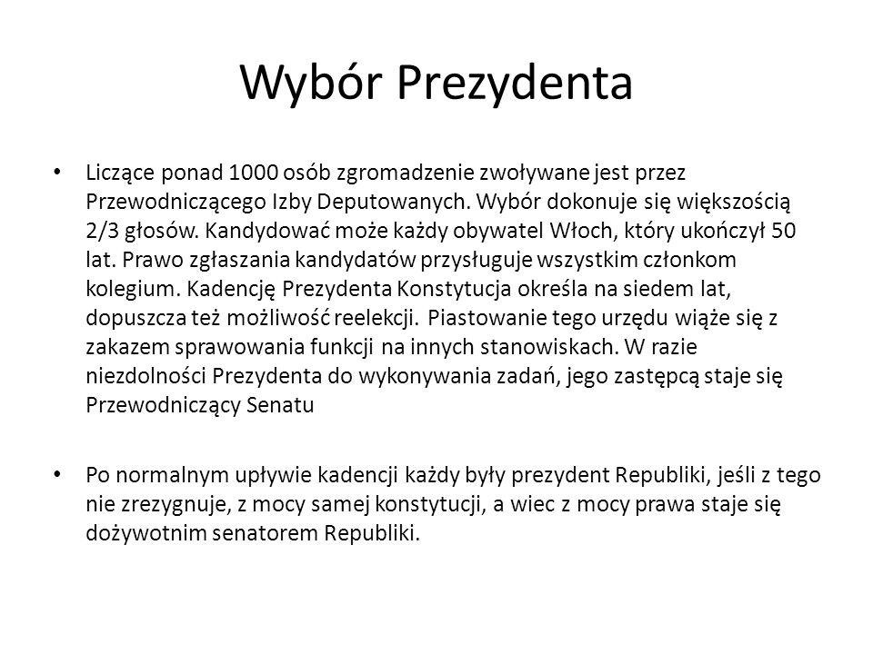 Wybór Prezydenta