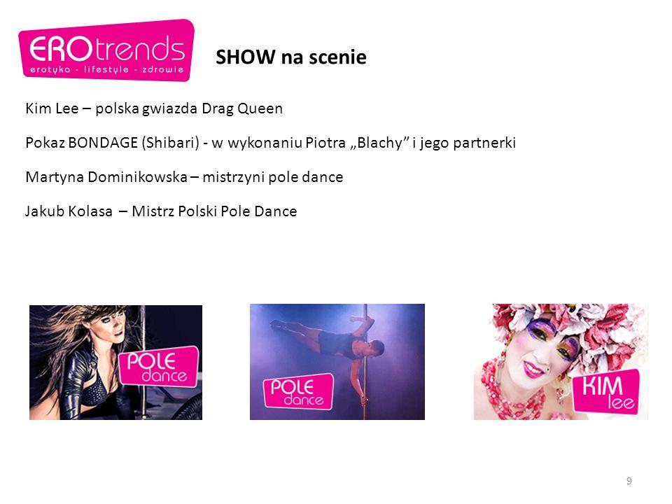 SHOW na scenie Kim Lee – polska gwiazda Drag Queen