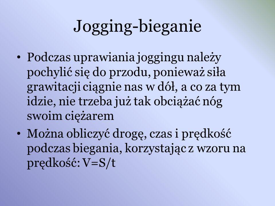 Jogging-bieganie