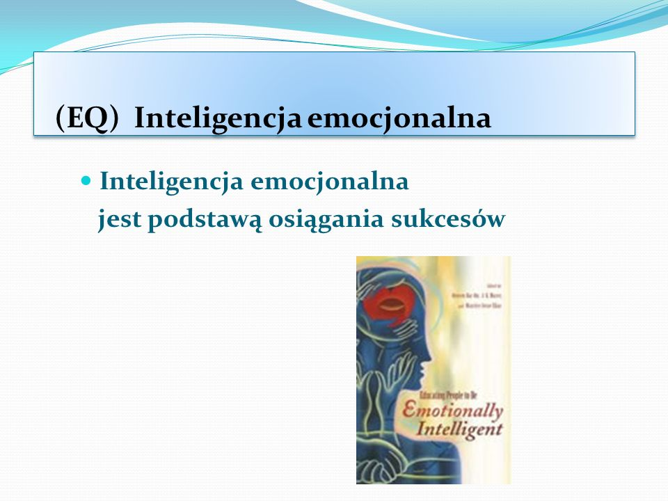 (EQ) Inteligencja emocjonalna