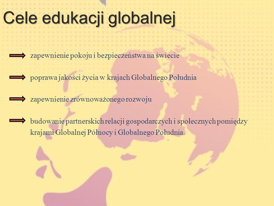 Cele edukacji globalnej