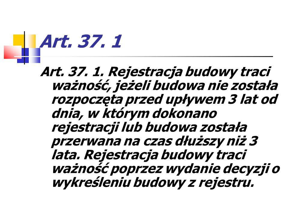 Art. 37. 1
